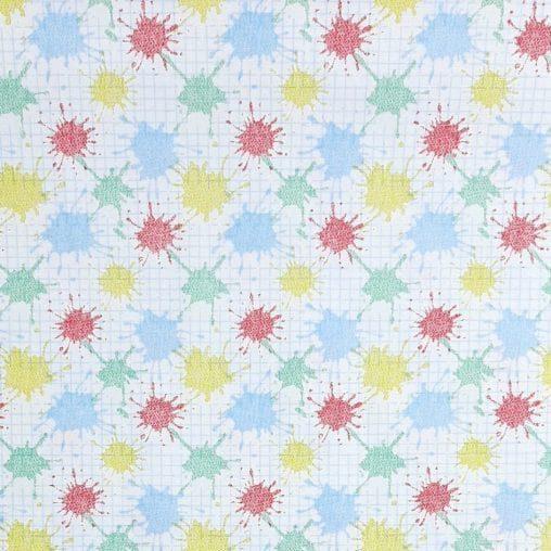 Tricoline Fazendo Arte 100% algodão - valor referente a 0,50 cm x 1,50 mt