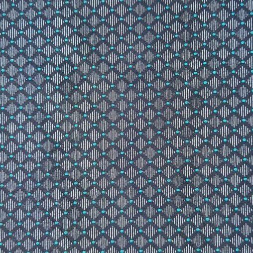 Tricoline Masculina Losango 100% algodão - cada unid. 0,50cm x 1,50m