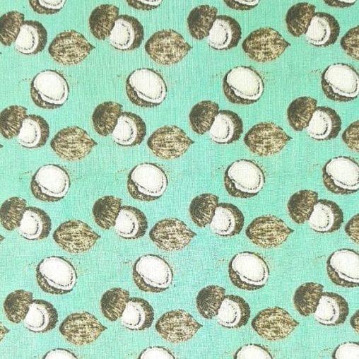 Tricoline Coco 100% algodão - valor referente a 50 cm x 1,50 mt