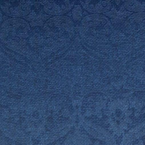 Jacquard Liso Azul Marinho  - valor referente a 0,50 cm x 1,40 cm