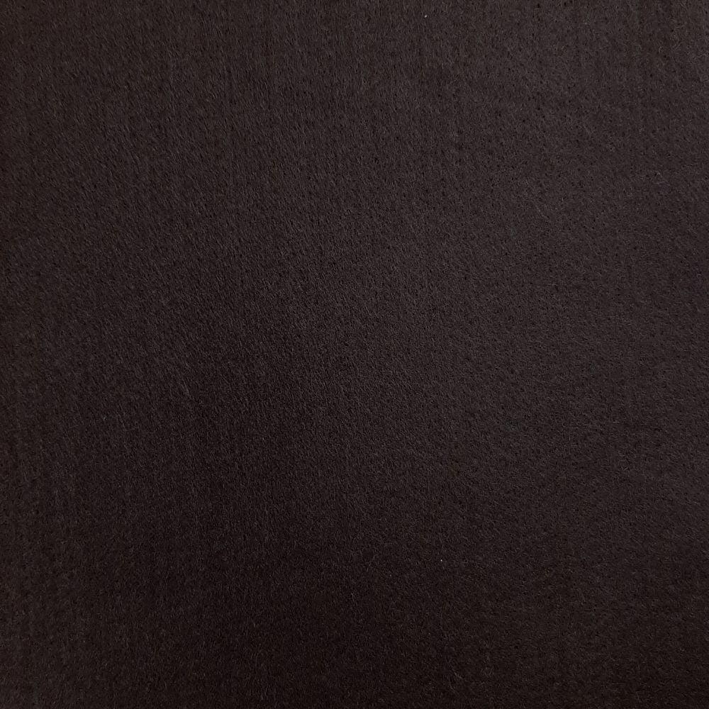 Feltro Santa Fé - 027 Marrom Terra 100% Poliester - Valor referente a 50 cm X 1,40 mt