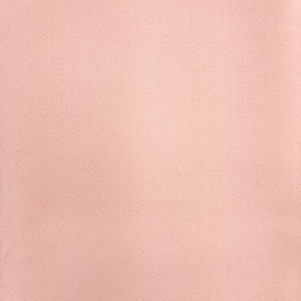Feltro Santa Fé - 047 Nude Capri 100% Poliester - Valor referente a 50 cm X 1,40 mt