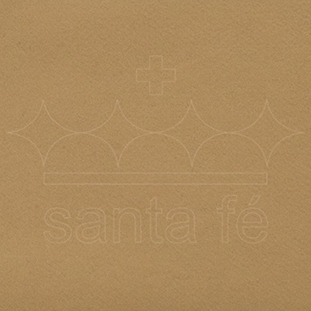 Feltro Santa Fé - 056 - Caramelo Havaí 100% Poliester - Valor referente a 50 cm X 1,40 mt