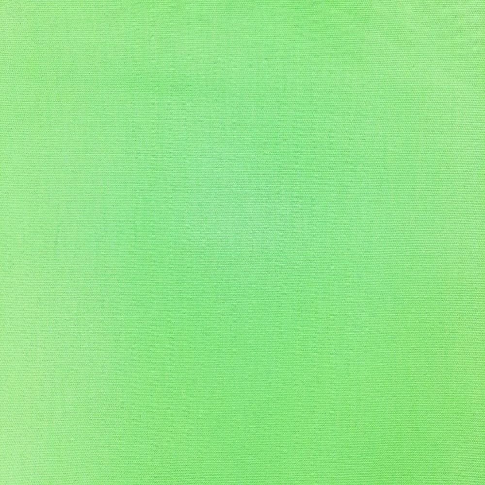 Brim Verde Limão - 100% Algodão - valor referente a 50 cm x 1,60 cm