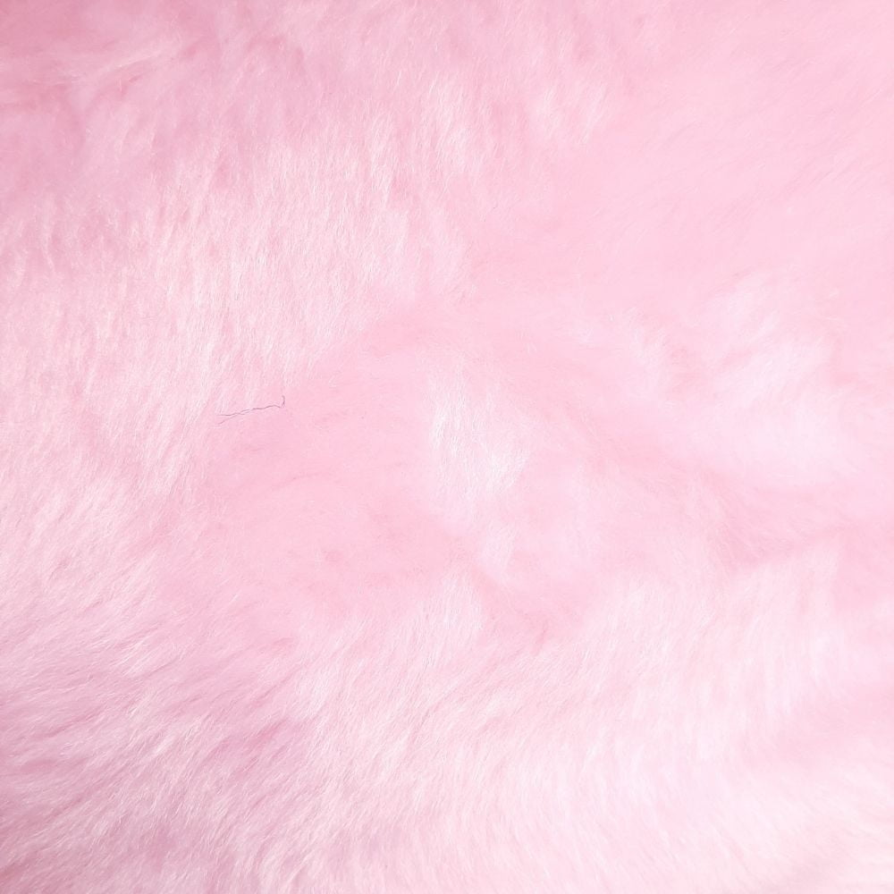 Pelúcia Rosa Bebe - valor referente 0,50 cm x 1,40 mt