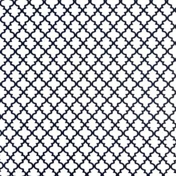 Tricoline Delicato Branca 100% algodão - valor referente a 50 cm x 1,50 mt