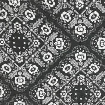 Tricoline Bandana Azulejo 100% algodão - cada unid. 0,50cm x 1,50m