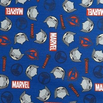 Tricoline Thor - Fernando Maluhy -100% algodão - valor referente a 50 cm x 1,50 cm