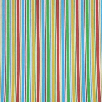 Kit Tricoline Patchwork Volta às Aulas - 7 unid. 0,50 x 0,70 cm