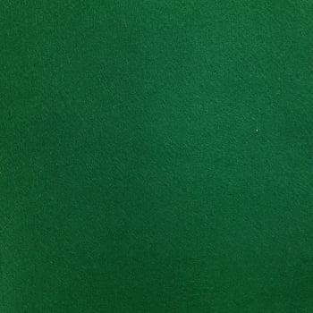 Feltro Santa Fé - 003 - Verde Bilhar 100% Poliester - Valor referente a 50 cm X 1,40 mt