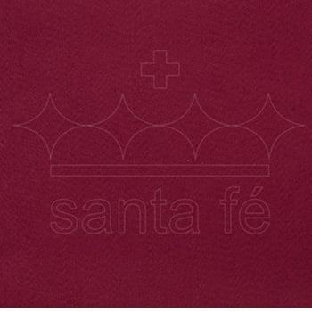 Feltro Santa Fé - 018 - Rubi 100% Poliester - Valor referente a 50 cm X 1,40 mt