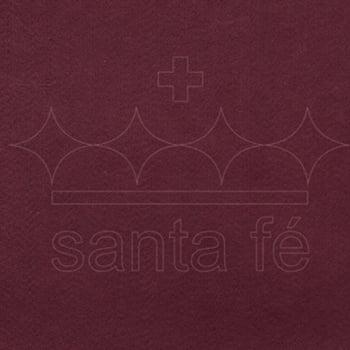 Feltro Santa Fé - 020 Vinho 100% Poliester - Valor referente a 50 cm X 1,40 mt