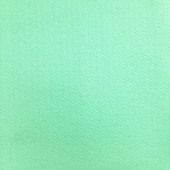 Feltro Santa Fé - 205 Verde Porto Fino 100% Poliester - Valor referente a 50 cm X 1,40 mt