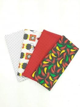 Kit Cozinha- 4 unid. 0,50 x 0,70 cm