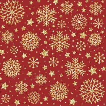 Kit Tricoline Papai Noel e Renas