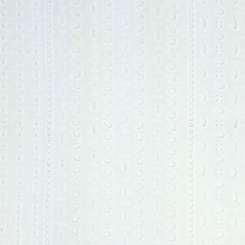 Lese 100% algodão Branca - valor referente a 50 cm x 1,47 mt