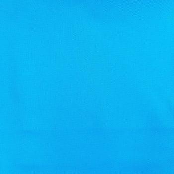 Brim Azul Celeste - 100% Algodão - valor referente a 0,50 cm x 1,60 cm