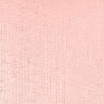 Tricoline Lisa Rosa Bebe - 100% algodão - valor referente a 0,5 cm x 1,50 mt