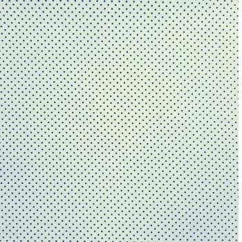 Tricoline Poá Micro Fundo Branco - 100% Algodão - cada unid. 50cm x 1,50mt