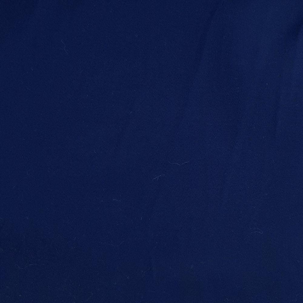 Viscose Lisa Azul Marinho - 100% Viscose - valor referente a 0,50 cm x 1,50 cm